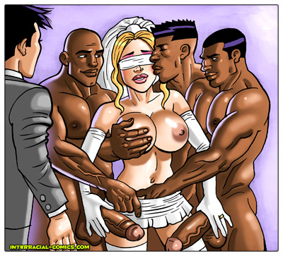 The Welcum gangbang to